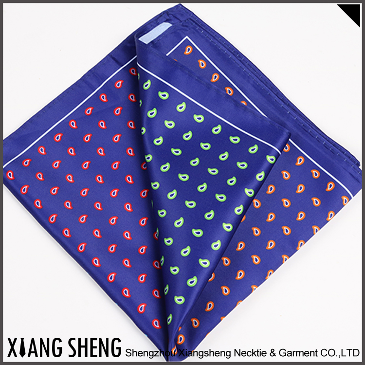 Wholesale Mens Printed Handkerchief