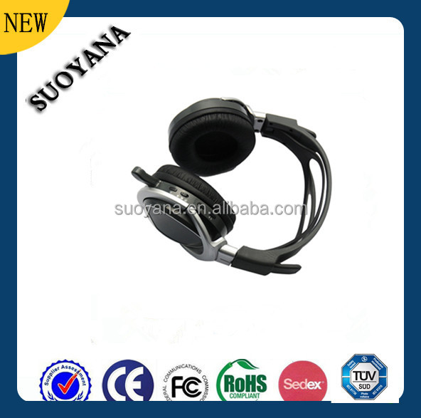 2017 new stereo wireless headset bluetooth earphone for iphone