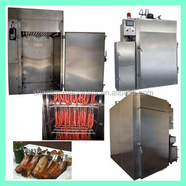 Industrial stainless steel meat smoking chamber with best quality and service
