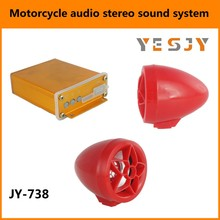 bluetooth mp3 audio anti-theft security rfid motorcycle alarm