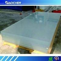 wholesale clear large thick cast acrylic sheet for aquarium