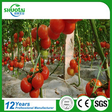 3 Layers Co-Extrusion Agricultural Pe Plastic Black And Silver Mulch Films Reflective Mulch Films For Agriculture