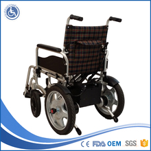 Health care product hospital and home using wheelchair folding power wheelchair for elderly and disabled use