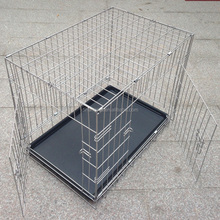 DiHangPet High Quality Wholesale Cheap Iron Fence Dog Kennel Folding Dog Cage