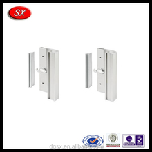 Popular right hand aluminum sliding door handle,aluminum door handle