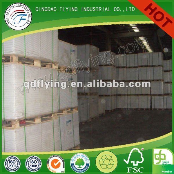 good price coated art paper in china factory