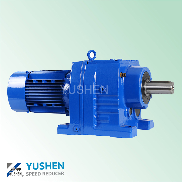 RC series helical gearmotor