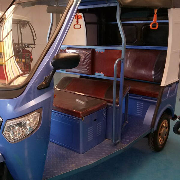 60V 1500W Auto rickshaw, three wheel electric auto rickshaw price in india