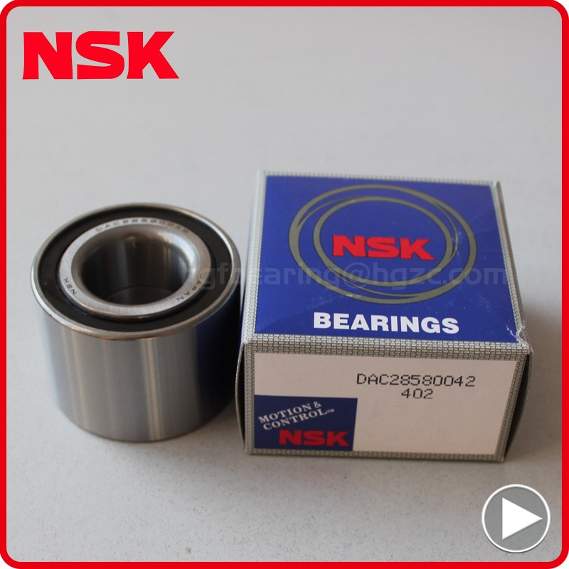 Good quality NSK wheel hub bearing 48BWD01