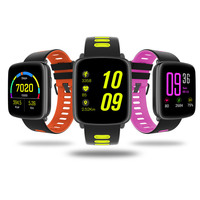 New Waterproof Swimming Heart Rate Intelligent Super Long Standby Bluetooth Watch