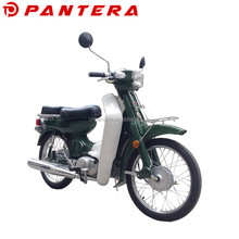 Mini Retro Cub Motorcycle Gas Powered 50cc 2 Stroke Moped for Sale