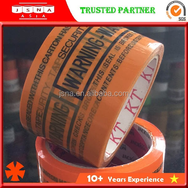 Hong Kong Tape Expert 48mm width underground buried application PVC Warning Tape