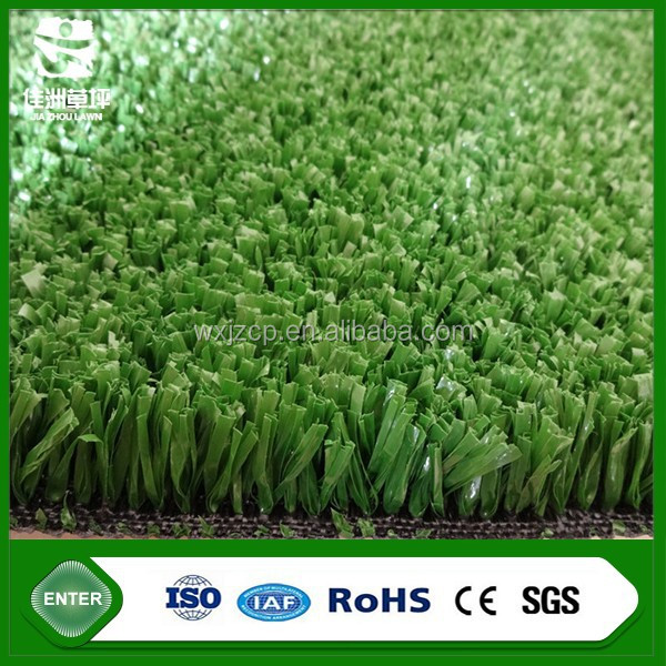 15mm green color artificial grass used basketball floors for sale