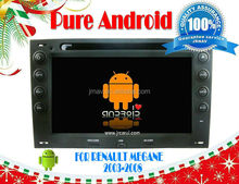 Pure Android 4.2 gps navigation systems FOR Renault Megane (2003-2008) RDS,Telephone book,AUX IN,GPS,WIFI,3G,Built-in dongle