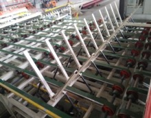 JINGXIN gypsum board production line capacity 3000 m2 per hour
