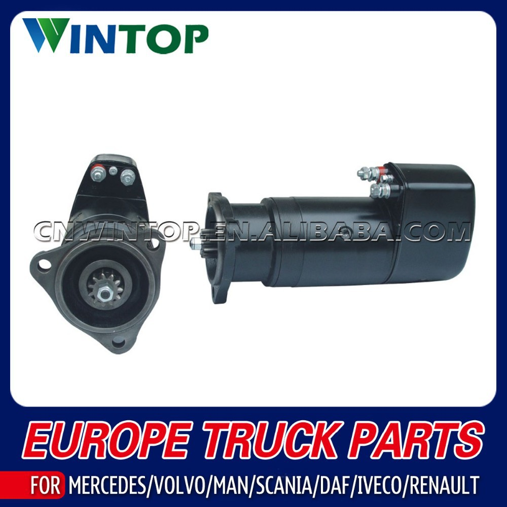 High Quality Starter Motor For IVECO 0001411025