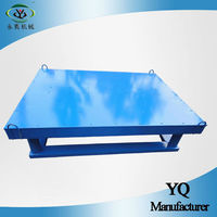 YQ Industry All Carbon Steel Vibrator External Concrete With 1.5KW AC Motor