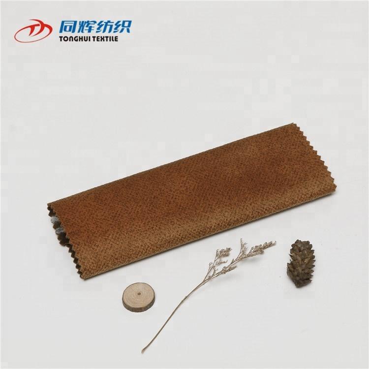 High Quality Competitive Super Soft Printed Sofa Fabric