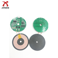 Qi wireless charger circuit board for lenovo