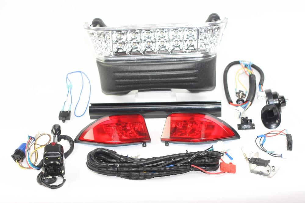 light kit for club car precedent deluxe buy led bulb golf light kit. Black Bedroom Furniture Sets. Home Design Ideas