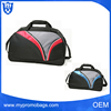 Professional unique duffle bags school gym bags with double zippered front pockets