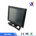 Aluminum panel mount 17 inch embedded industrial monitor