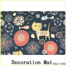DZLY 2014 fashion home goods bath mat
