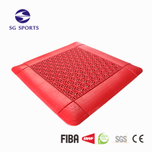 Professional Factory Price Easy Installation New PP Module Badminton Floor Mat