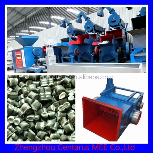 High recovery rate waste plastic film bag recycle machine/pelletizing extruder with lowest price