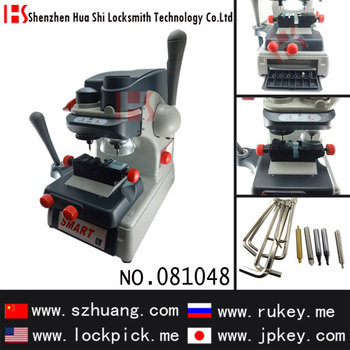 Hot sale China factory vertical milling key cutting machine auto Locksmith tool 081048