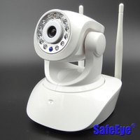 HD 1.3 million pixels Detected motion ALARM support iPhone/Android Monitor P2P IP camera