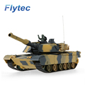High Quality 3816 1/24 USA M1A2 Battle Tank 320 Degree Turret Rotation RC Tank
