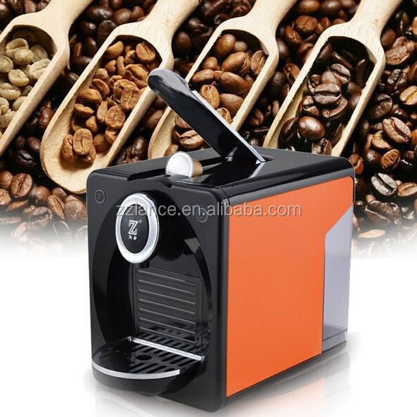 capsule espresso coffee machine for nespresso capsule