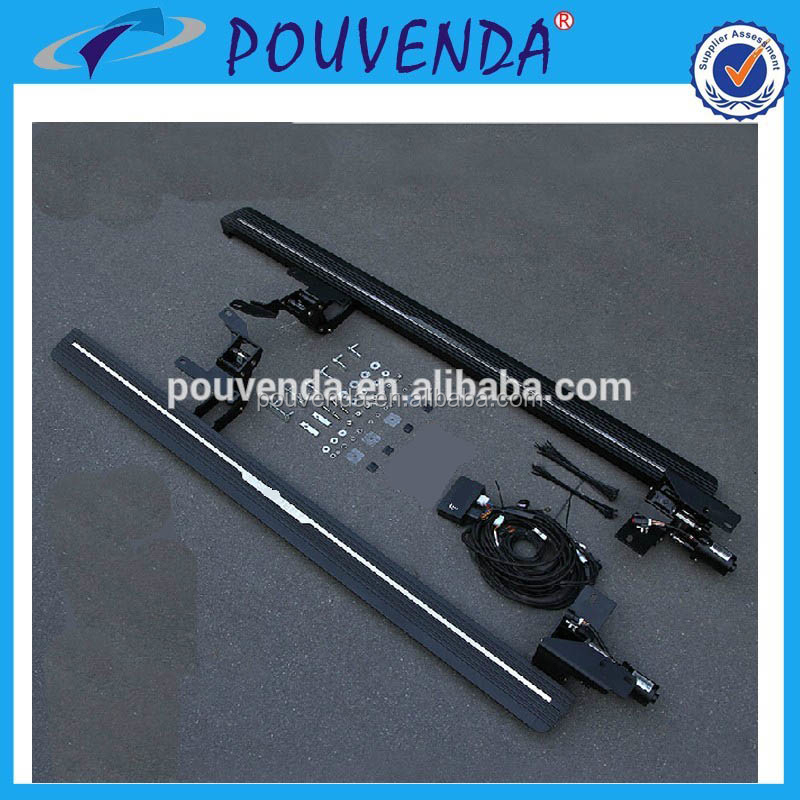 Running Board side step bar for Jeep Grand Cherokee 2014 From Pouvenda