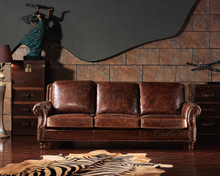 Latest home furniture designs genuine leather sofa modern sofa set