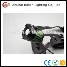 High Power Motorcycle Rechargeable Zoom Led Light Headlamp