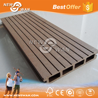 Wood Plastic Composite WPC Decking WPC