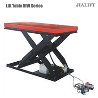 1000kg electric lift table electric forklift motor