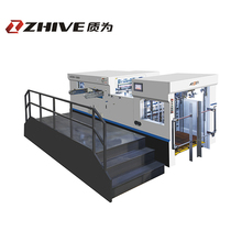 Low Cost Performance Hydraulic Professional Paper Board Die Cutting Machine