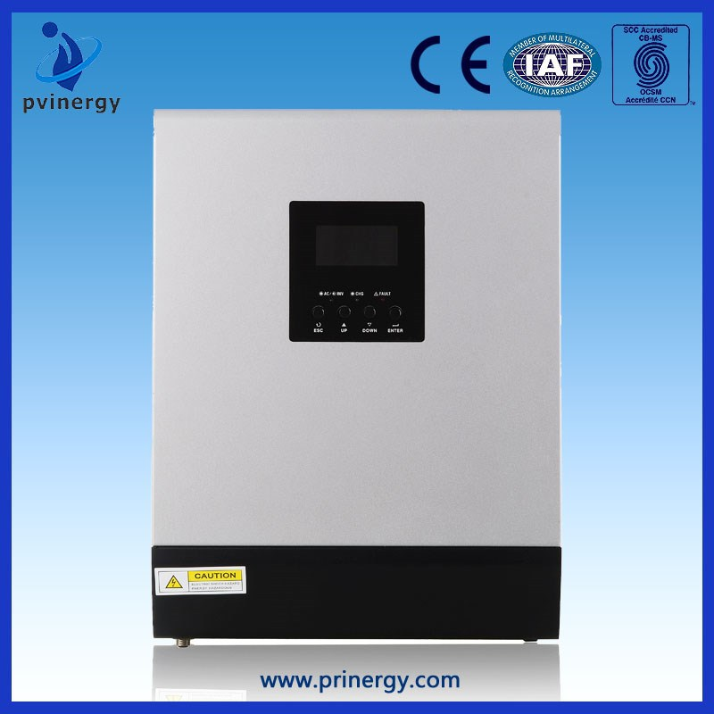 Pure Sine Wave Home Solar Hybrid Inverter 3 Phase Portable