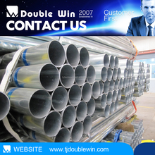 "pre-galvanized steel pipe,2"" gi pipe building material use"