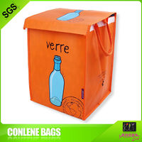 foldable cute non woven shopping bag promotion bag