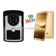Newest WIFI Video Door Bell Intercom System TECWIFI1003FC