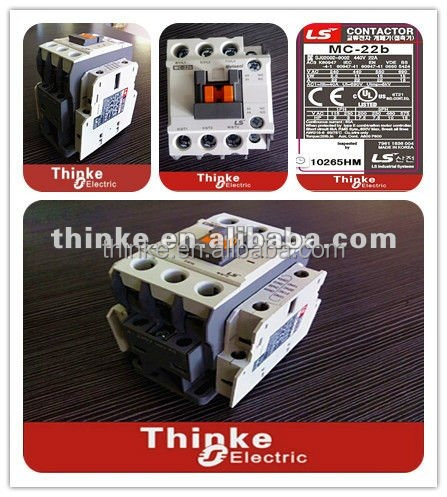LS electromagnetic MC-32b ac contactor
