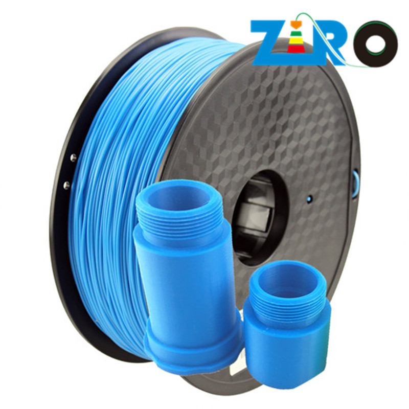 Full color Top quality 3D Printing material for 3D printer PLA ABS Z-Marble PETG High strength filament