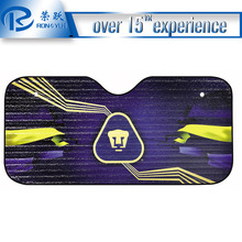 Car Shield Cover could be customized sunshade front window car sunshade
