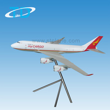 1:60 120cm large scale model boeing plane B747-400 cargo airplane for sales