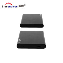 High quality aluminum external hard drive 1tb usb 3.0 to sata 2tb 2.5 hard drive