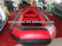 GTP430 Goethe 2000D PVC 10-people Inflatable Drifting Boats