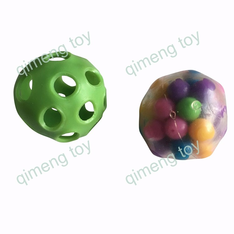 Custom Tpr Rubber Stretchy Stress Balls